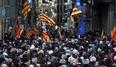 Rajoy impulsa el Procés