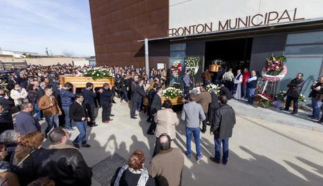 Adéu als cinc joves morts a Torre Pacheco