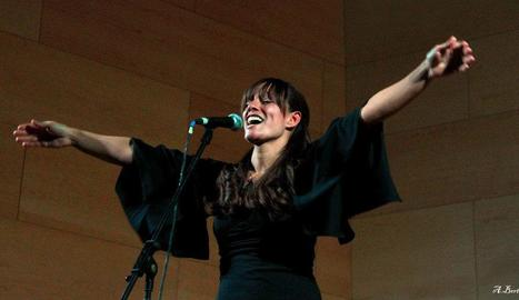 La cantant Aishah Davis, al capdavant d'un quintet, obrirà dissabte el nou festival Jazz Concabella.