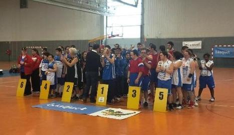 Torneig de bàsquet ACELL a Balaguer