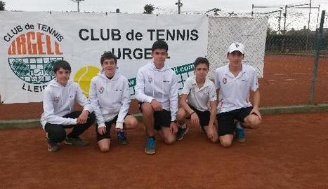 L'equip cadet del CT Urgell seguirà a la Categoria Or