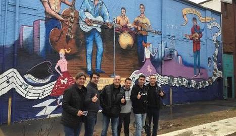 La música de Lleida arriba al bressol d'Elvis Presley