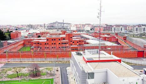 Vista aèria del Centre Penitenciari de Ponent