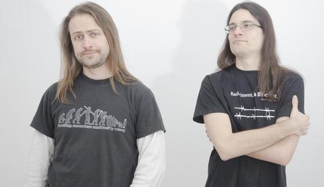 El duo lleidatà format per Milford Mocs i Gunther Cucs.