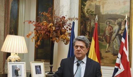 Federico Trillo es reincorpora al Consell d'Estat.