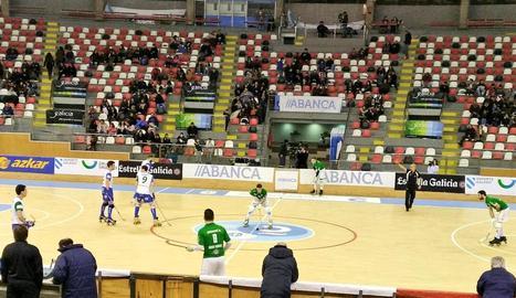 L'ICG Lleida dóna la sorpresa en la pista del Liceo (2-3)