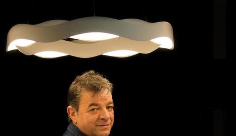 """Josep Patsi: """"Evito els restaurants il·luminats amb fluorescents, trobaria el menjar diferent"""""""