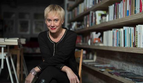 """Silvana Vogt: """"El melic, en l'art, no pot ser mai l''horitzó', sinó el punt de partida"""""""