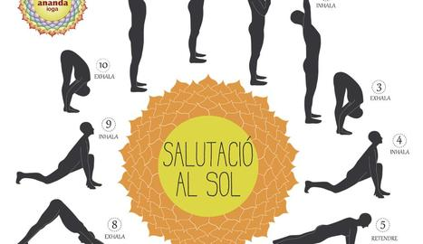 Els beneficis de la salutació al sol diària