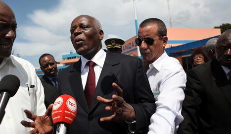 Dos Santos, president d'Angola, va ordenar una investigació.