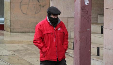 Un company del caçador detingut per la mort dels dos agents rurals, aquest dilluns als jutjats de Lleida.
