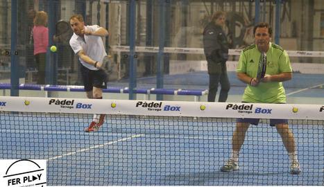 El primer torneig del World Fer Play Tour es va disputar a les instal·lacions del Pàdel Box de Tàrrega.