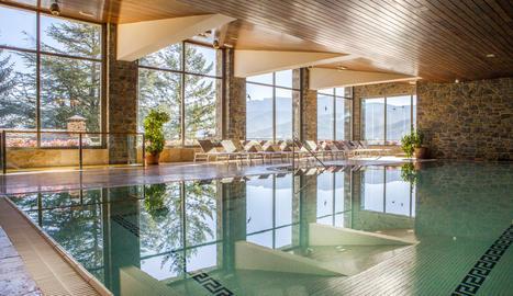 Wellness a l'Hotel el Castell de Ciutat de La Seu d'Urgell
