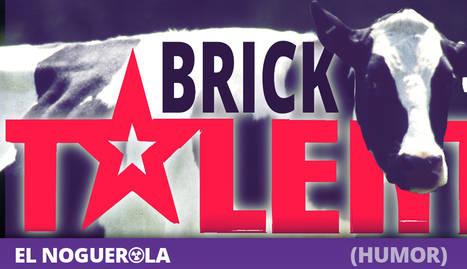 BrickTalent, el càsting de vaques del Pirineu per ser la nova imatge del DoctorMusic