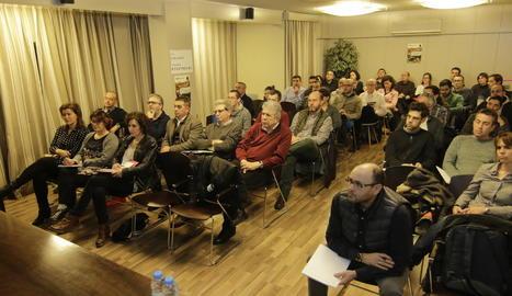 Expectació en la presentació de l'eina PrescriVet.