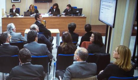 El Tribunal Superior de Justícia de Palma donarà a conèixer avui al migdia la sentència pel 'cas Nóos'.