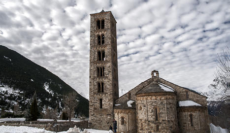 L'estada a Bonansa permet visitar el romànic de la Vall de Boí.