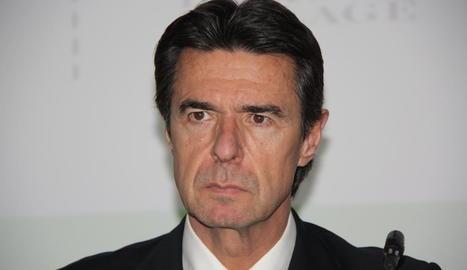 Exministre José Manuel Soria.