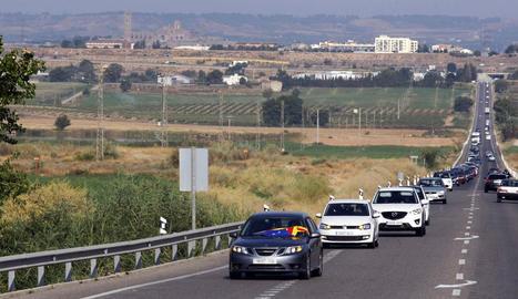 El Congrés aprova duplicar la N-240 entre Lleida i Les Borges i alliberar l'AP-2