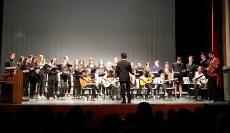 La Jove Orquestra de Mollerussa.