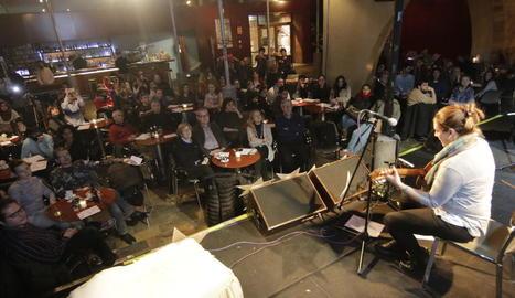 Poesia i música a Lleida en el Dia Internacional de la Llengua Materna