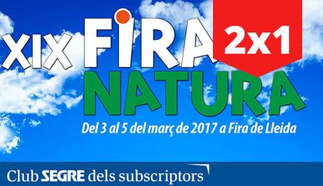 Cartell de la XIX edició de Fira Natura