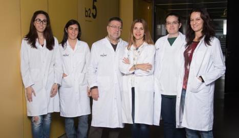 Els investigadors de l'IRBLleida.
