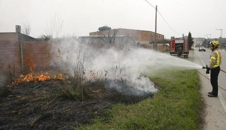 Foc de Balaguer.