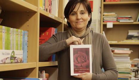 La lleidatana Teresa Sala presenta a Lleida el llibre 'Los últimos mártires'