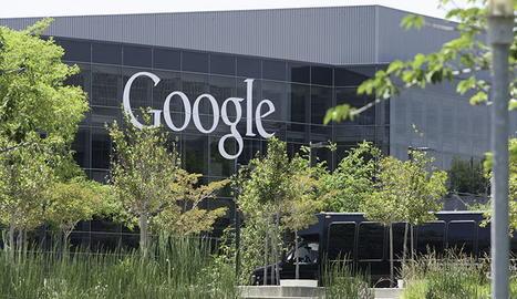 El logo de Google.