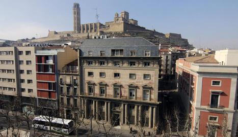 El Museu Morera a la rambla de Ferran