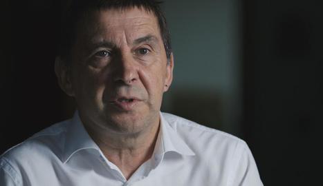 Arnaldo Otegi és un dels que intervenen al programa.
