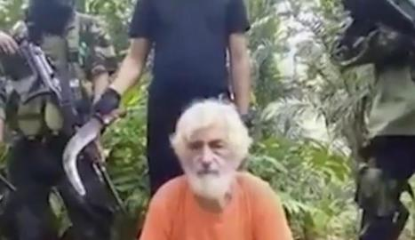 Els jihadistes d'Abu Sayyaf van executar l'ostatge alemany.