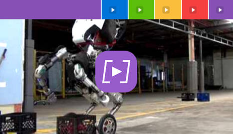 'Handle', el darrer robot de Boston Dynamics