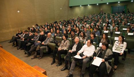 Premis als millors estudiants i professors de la UdL