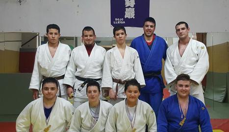 El Dojo Lleida triomfa a França