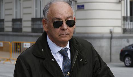 L'exnúmero dos de la Policia, Eugenio Pino.