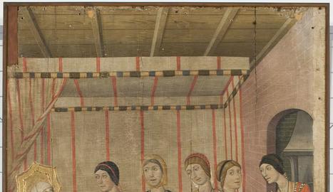 Noves peces del Museu de Lleida procedents del MNAC