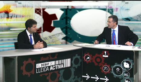 Les enginyeries de la UdL triomfen, avui a 'El debat de Lleida Activa'