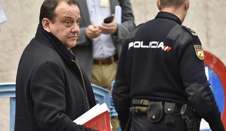 El fiscal del 'cas Nóos', Pedro Horrach.