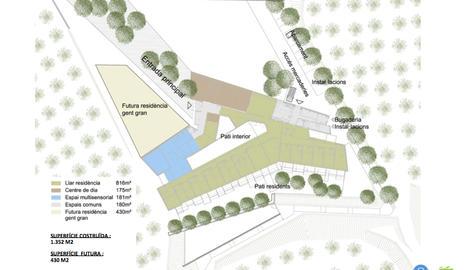 Presenten la nova llar residència de Sant Martí de Riucorb