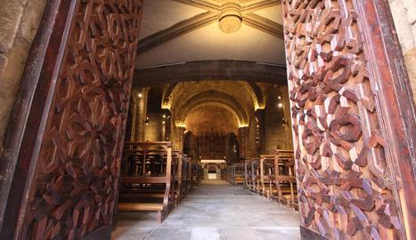 Parlem del patrimoni de l'Església
