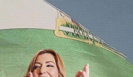 Susana Díaz, presidenta de la Junta d'Andalusia