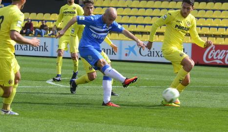 El Lleida segueix en ratxa i aconsegueix una altra victòria 'in extremis'(0-1)