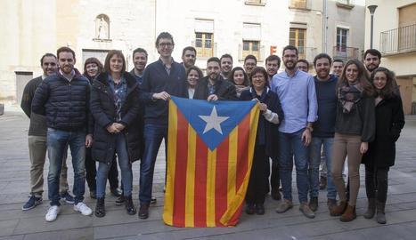 """La JNC se centra en el """"sí' al referèndum"""""""