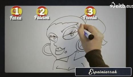 """El programa defineix els espanyols: """"fatxa"""", """"ignorant"""" i """"choni""""."""