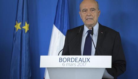 Juppé va rebutjar novament substituir com a candidat Fillon.