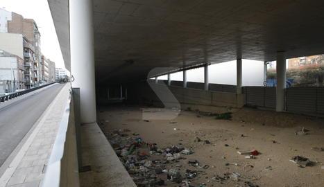La Generalitat es compromet a construir la nova estació d'autobusos per al 2020
