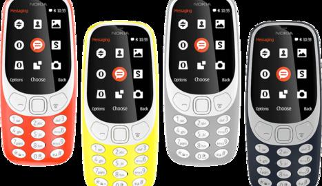 MWC: torna el 3310!