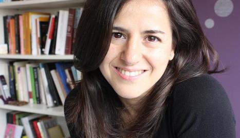 """Teresa Muñoz: """"Quan publiques t'exposes. T'obres la gavardina i et mostres"""""""